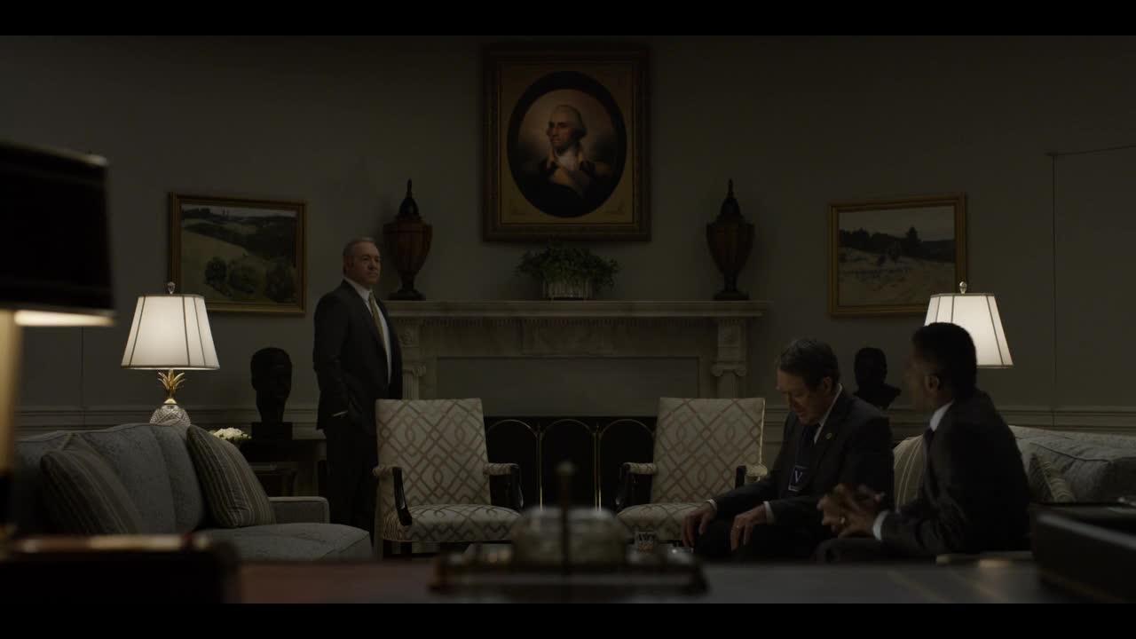 越接近总统位置的人就越可疑,克莱尔就是最可疑的人?