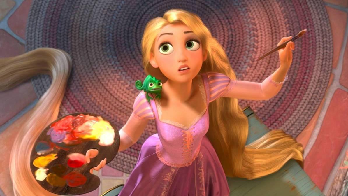 #动画#耗资2.6亿美元 豆瓣8.1分  最美动画电影《魔法奇缘》