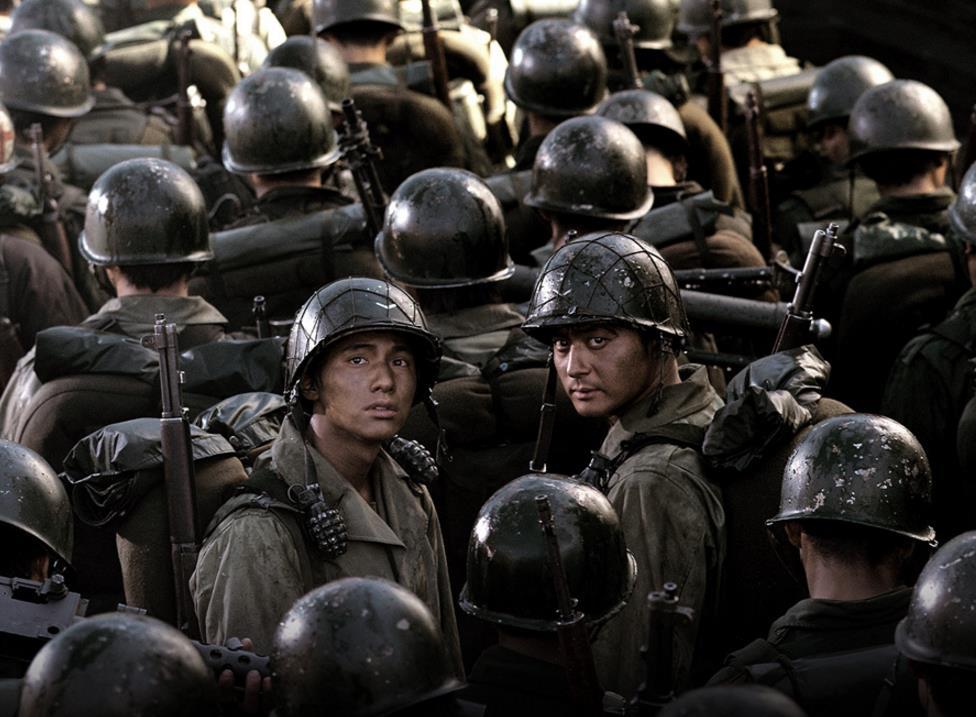 #经典看电影#制作费130亿韩元,动用2万5千名群演成就韩国战争片经典之作