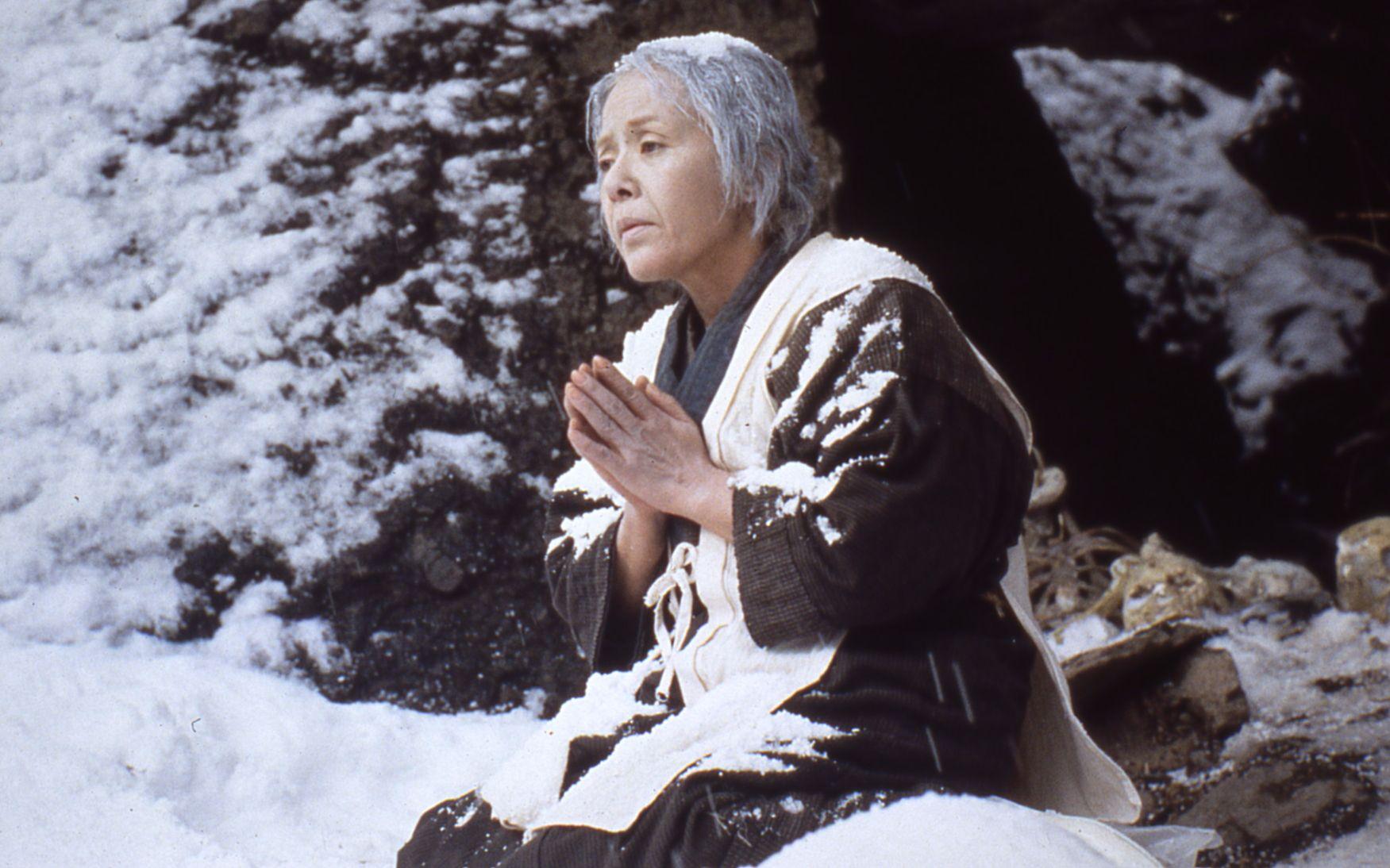 #经典看电影#贫穷下的情和欲《楢山节考》中年光棍40年没摸过女人
