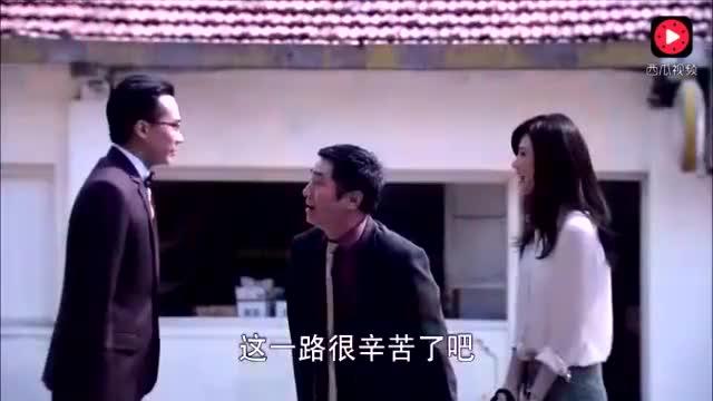穷女孩带富二代去见农村的父亲,父亲的专车吓到富二代!