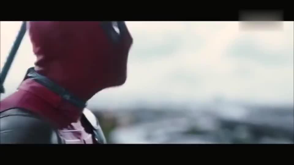 当死侍客串《美国队长3》,与蜘蛛侠同框时,画风瞬间不正常了
