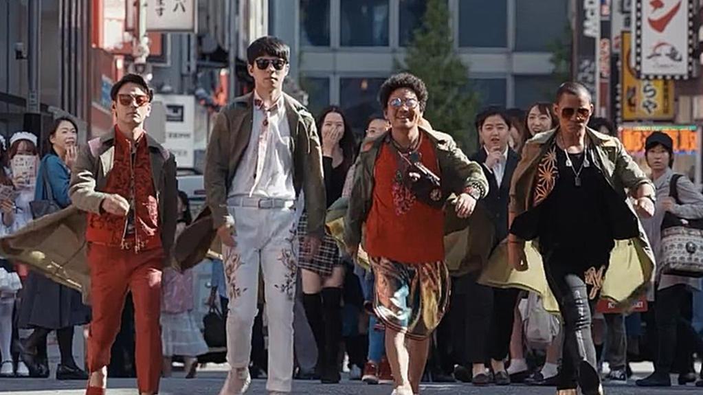 """#电影迷的修养#《唐人街探案3》刘昊然扮演的""""秦风""""慢慢地学会开放自己的世界"""
