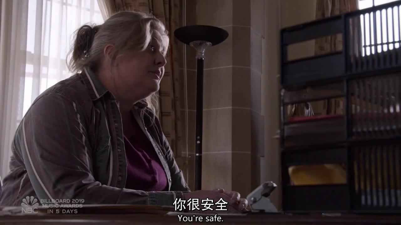 伊丽莎白再次来到多米尼克家,这次是以外孙女的身份