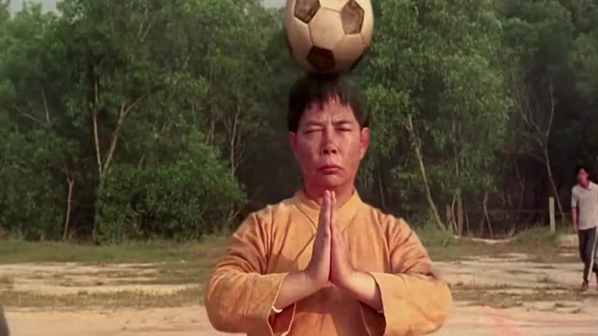 《少林足球》被忽视的一段,绝对堪称整部剧的神来之笔!