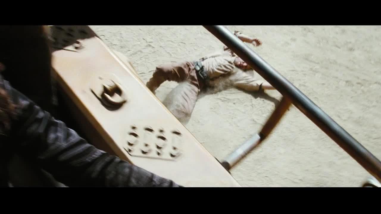 #经典看电影#真想知道这种交通工具是怎么飞起来的