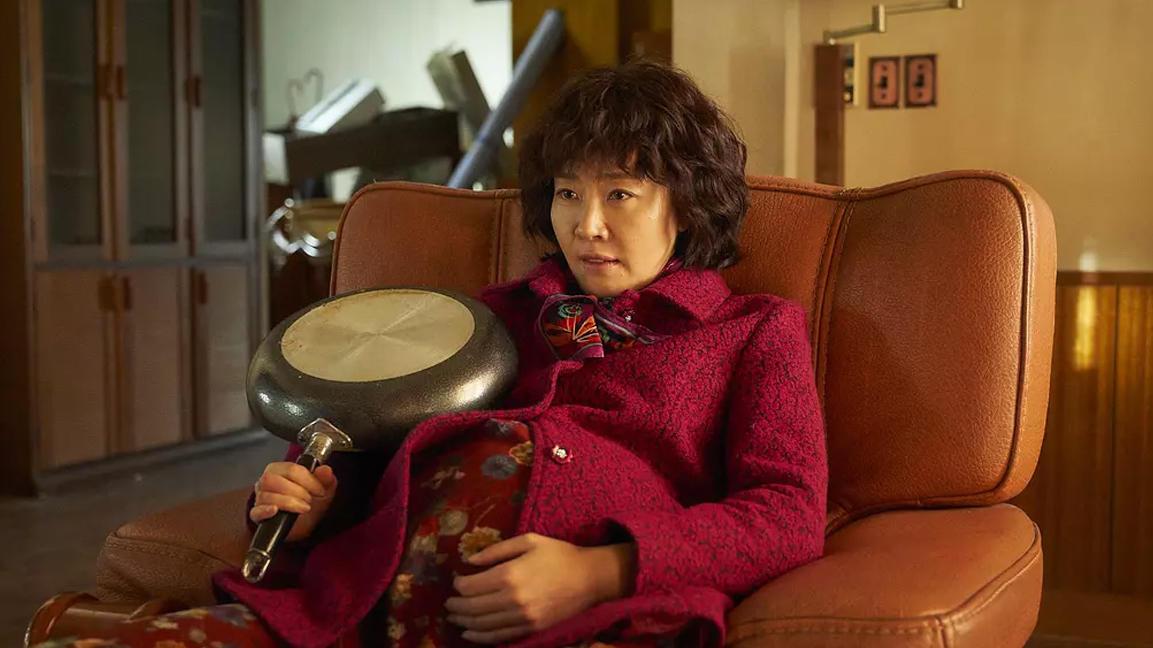 胆小者看的恐怖电影解说:几分钟看完韩国恐怖电影《奇妙的家族》