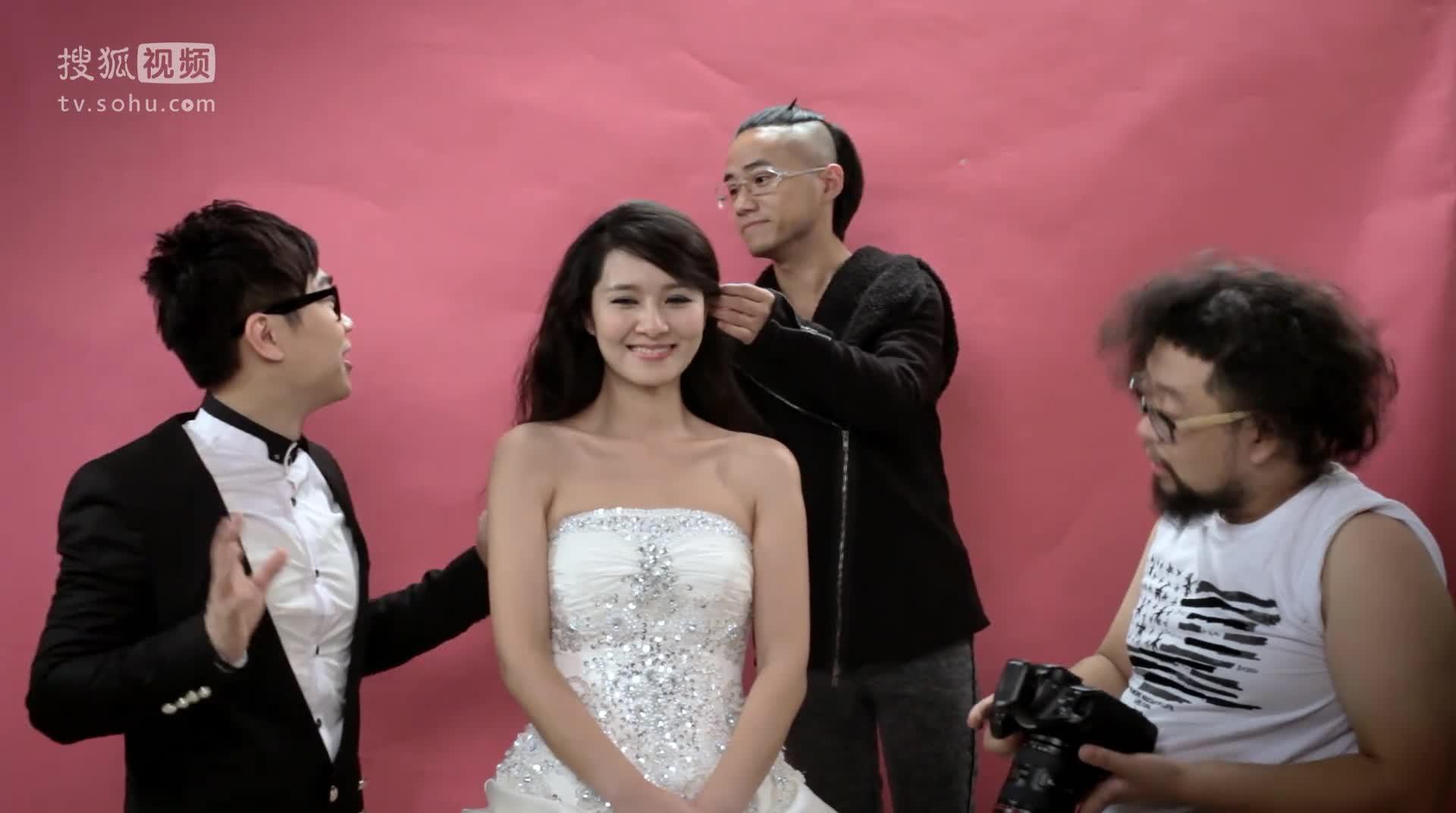 《屌丝男士》 大鹏去照婚纱照, 简直笑尿了