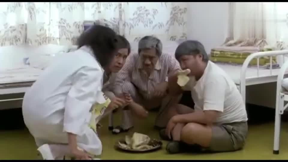 #电影迷的修养#为了吃一口肉,他们什么事都干得出来