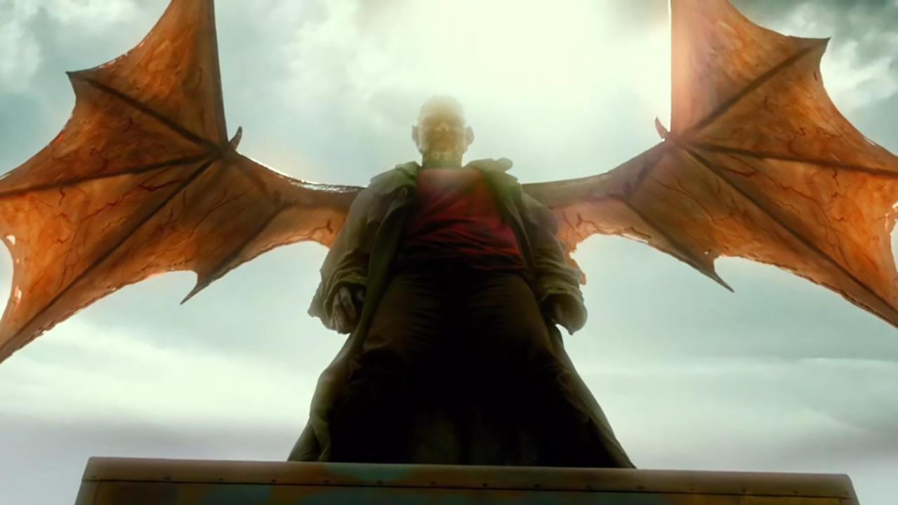 #惊悚看电影#《惊心食人族3》蝙蝠老怪十多年后回归大开杀戒