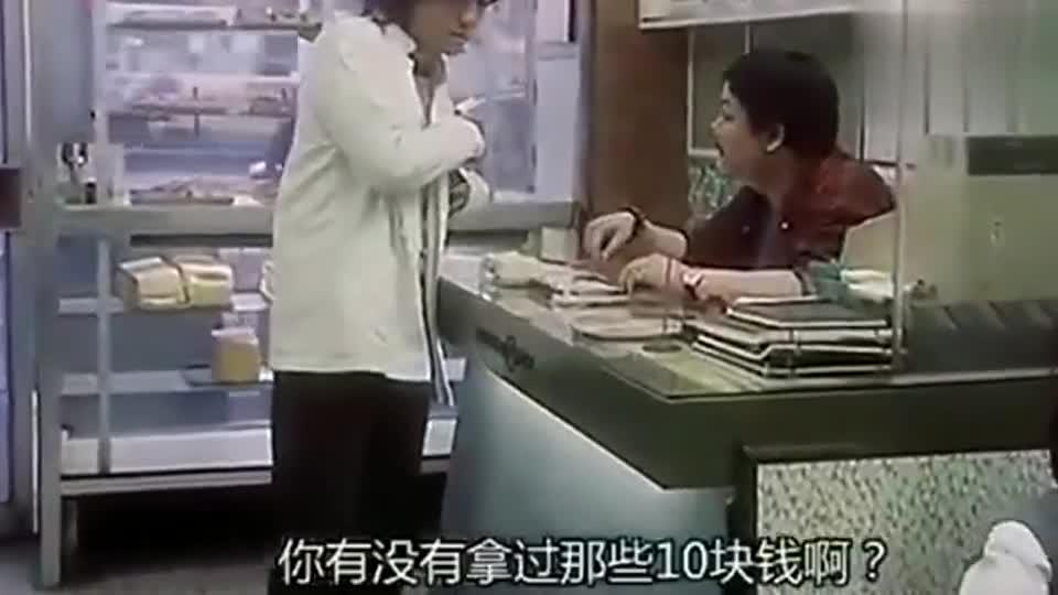 《九龙冰室》:浩南哥开店真是便宜啊,三碗面只要80块钱