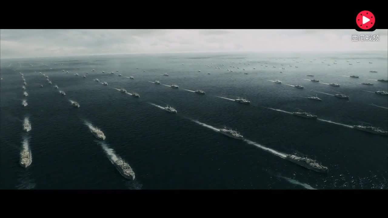 屌爆了,美国40年代的舰队都这么牛逼,但小兵的命如蝼蚁