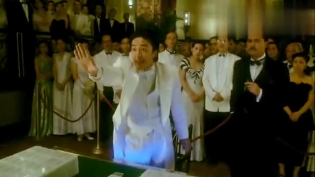 #电影迷的修养#《赌圣》被忽视的路人甲,出场50秒却因这句台词一炮走红!