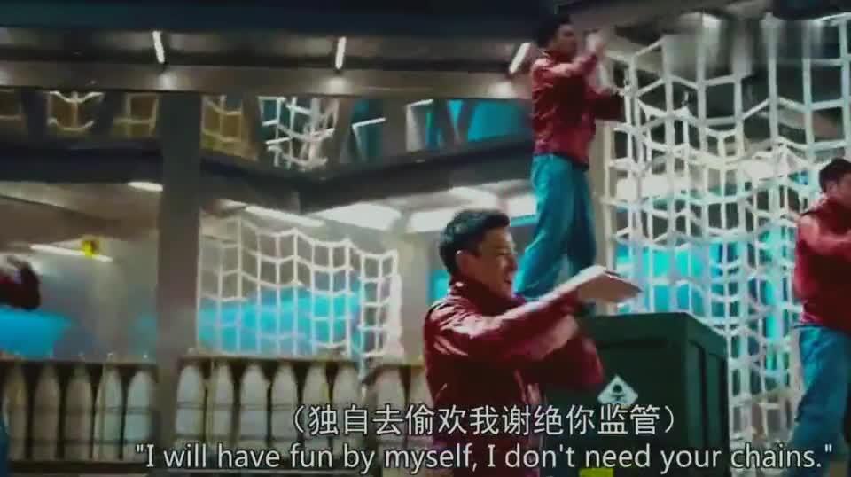 #一个电影迷的修养#《澳门风云3》刘德华这段演唱会, 给整部影片增加了不止几个亿的票房