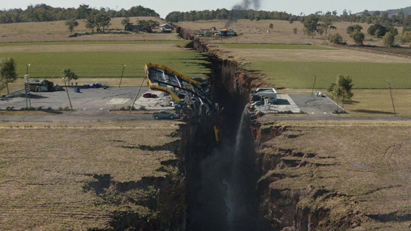 #电影最前线#9.6级大地震到底有多可怕?这部电影告诉你