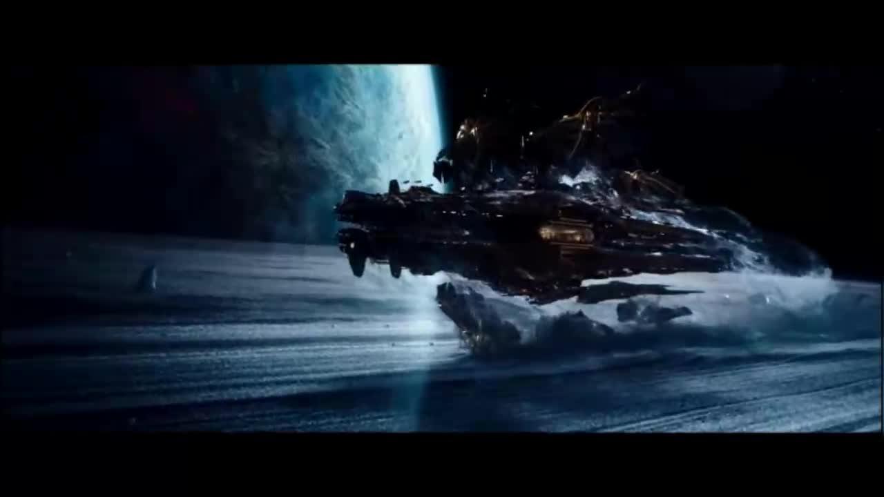 #经典看电影#这些木星人竟视人类为庄稼,打算定期收割