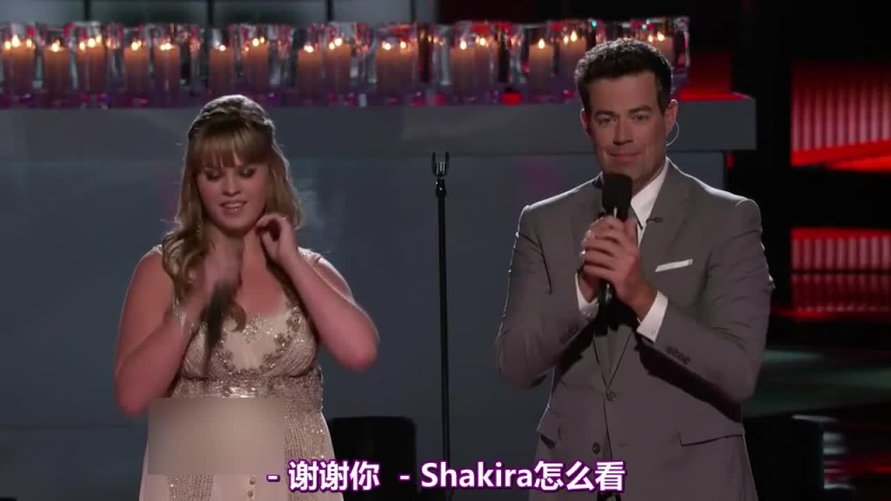 导师们对她的演唱非常赞赏,但亚瑟提出她的选歌似乎存在问题
