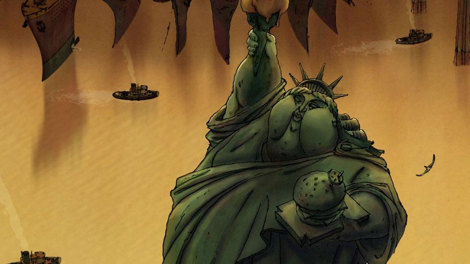 #经典看电影#丑到爆炸的动画电影,却有8.7的神评分!