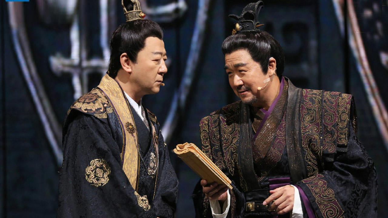 《荆轲刺秦王》同剧PK:老戏骨张国立与陈凯歌隔空飙戏