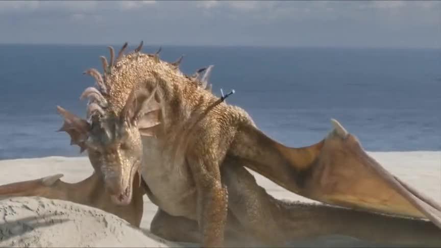 本以为会是一场龙争虎斗,没想到巨龙却化身成为了翩翩少年郎