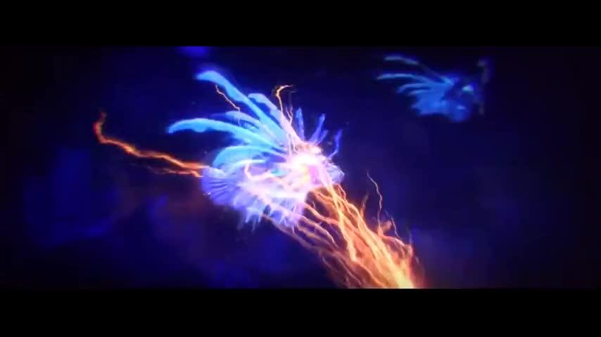 #电影#海王获取亚特兰蒂斯的三叉戟,成为真正的亚特兰王