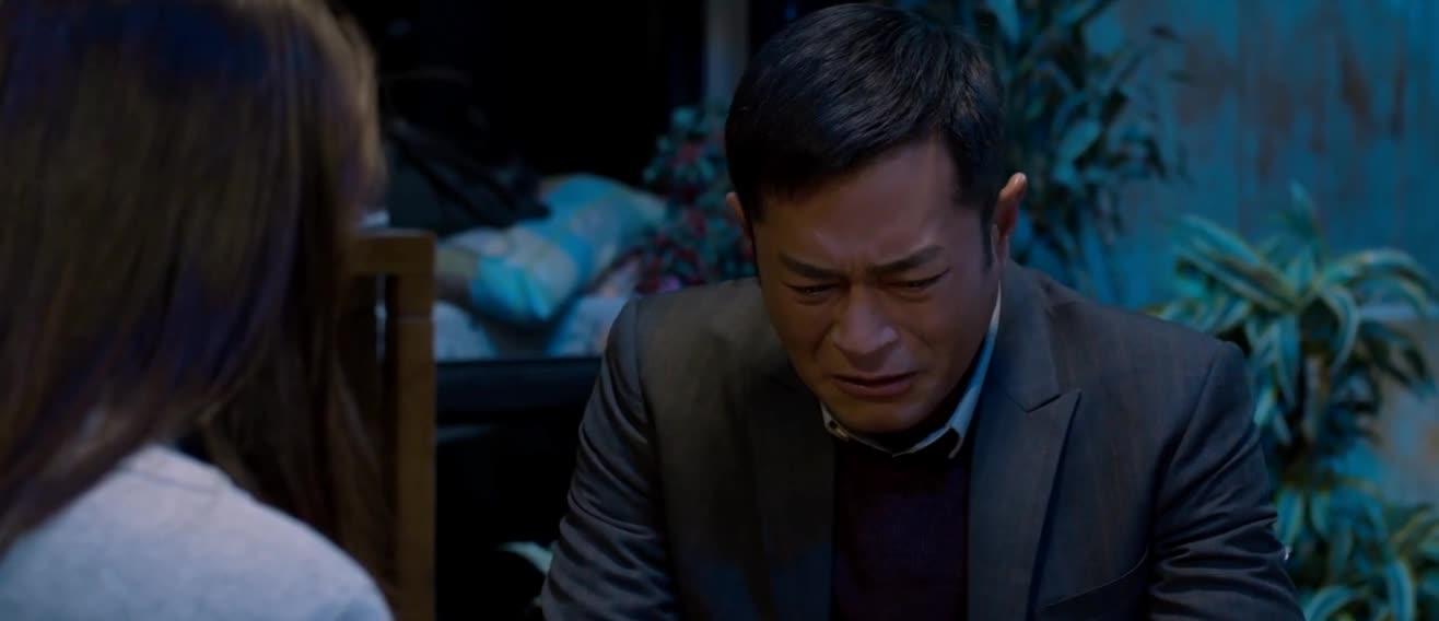 #经典看电影#哭诉悲惨身世,古天乐真背啊。