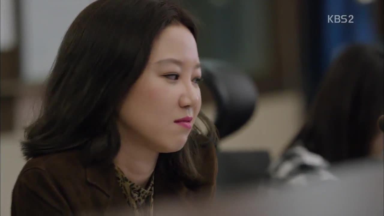 茸原说如果她的工作能力得到认可,也有可能调到她想去的部门。
