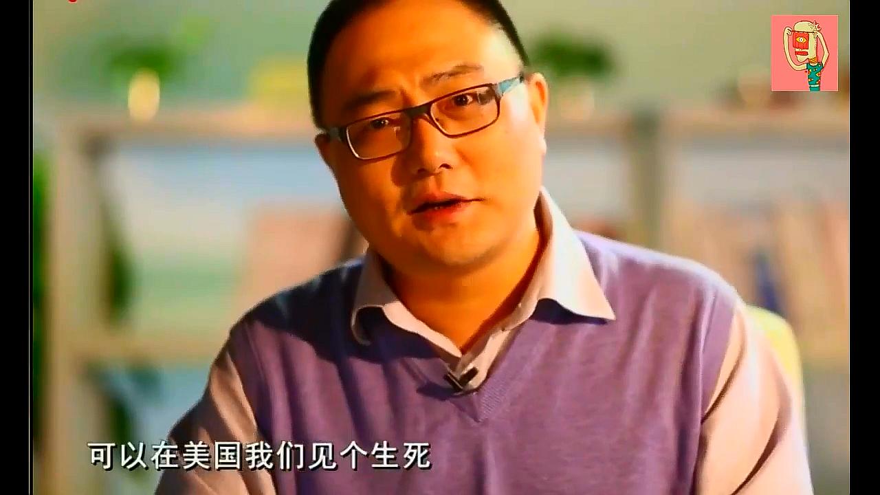 罗振宇:聊地域歧视的问题,讲诉拳王阿里拒绝服兵役的故事