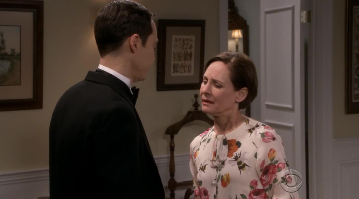 当他一眼看到自己的妻子穿上婚纱。反应却让人意外