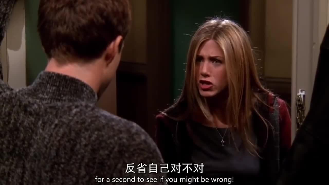 女子一直怒怼男子,而男子居然这样说,女子惊呆了
