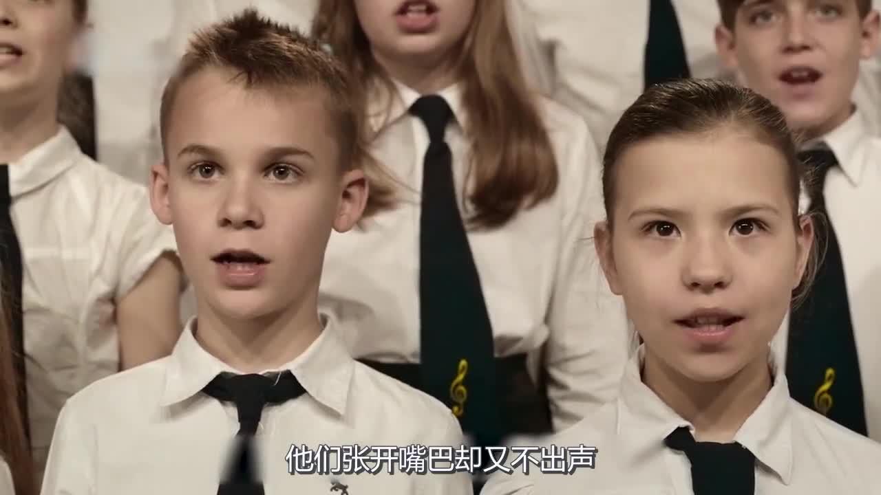 #影视#:奥斯卡最佳真人短片,童真孩子的纯洁心灵
