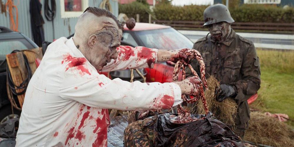 #惊悚看电影#小涛讲电影:几分钟看完挪威恐怖电影《死亡之雪2》