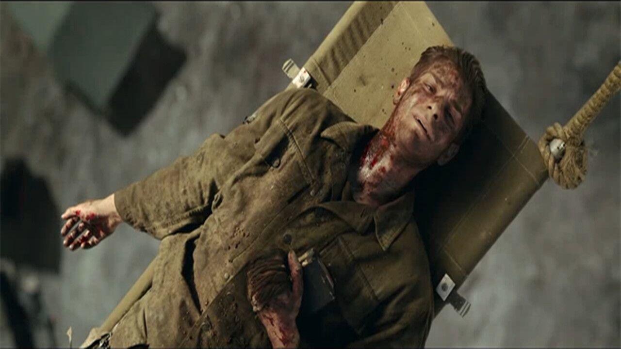 二战真实事件《血战钢锯岭》神级奶妈如何走上超神之路