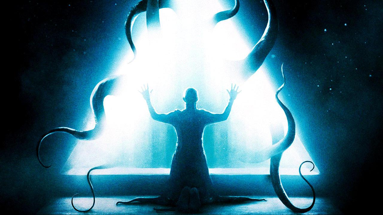 #惊悚看电影#《虚空境界》来自克苏鲁远古邪神的召唤
