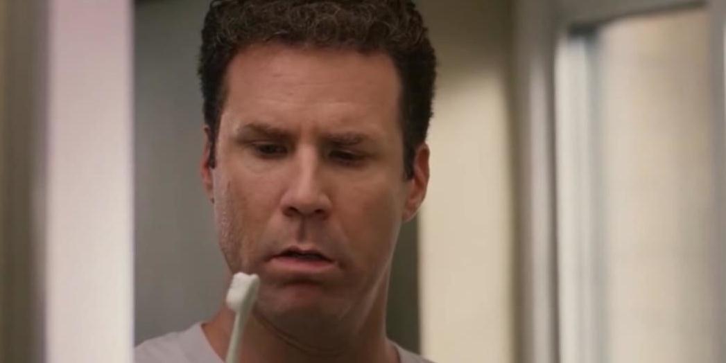 #经典看电影#男子刷牙时脑袋里有人说话,他看了一眼牙刷,怪事就发生了!