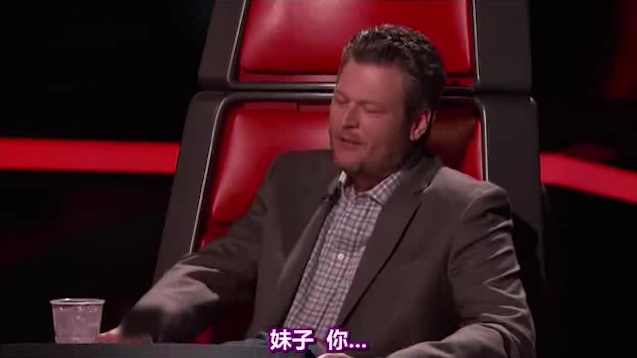 布雷克说他见证了她从歌手蜕变成艺人的那一刻