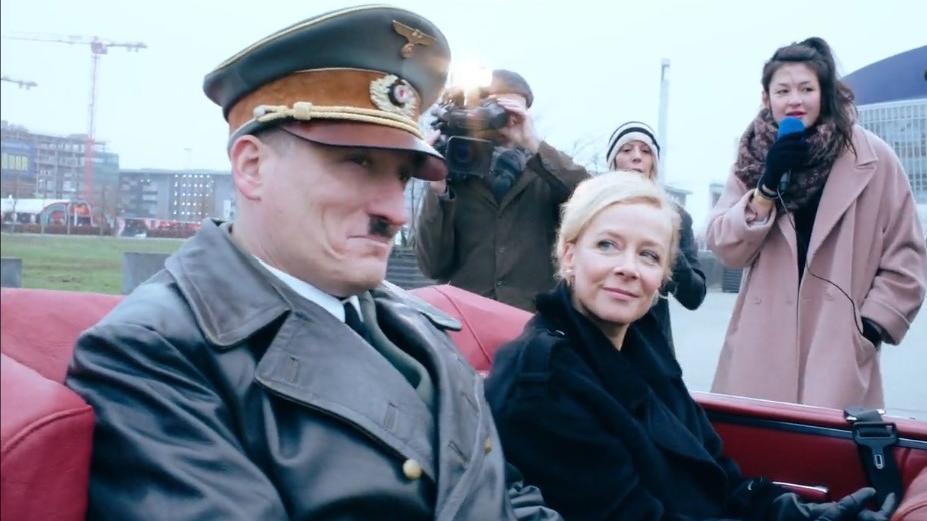 #电影迷的修养#深度解读《希特勒回来了》,希特勒重获民众爱戴,结局细思极恐