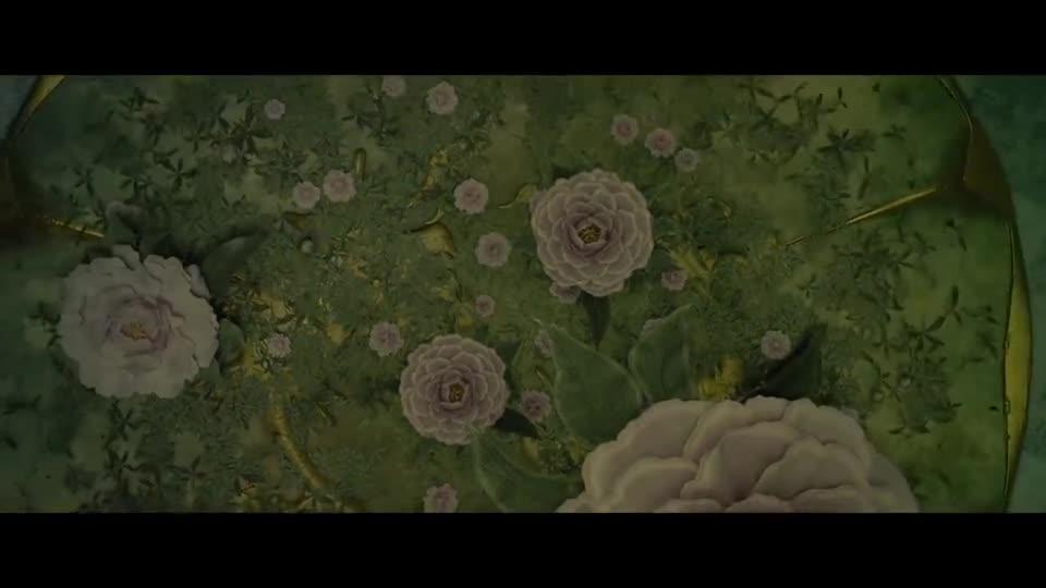 #电影迷的修养#《妖猫传》最经典的一段,画面太美!还拿下金鸡奖最佳美术奖