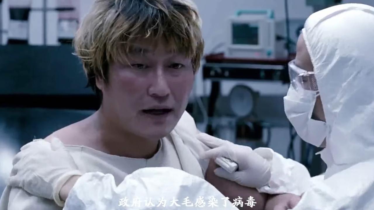#惊悚看电影#男子被医生强行带走,在没有麻醉的情况下做恐怖实验