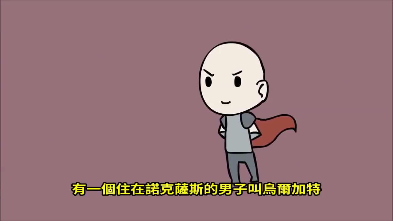英雄联盟 英雄传记诺克萨斯的刽子手 厄加特 中文字幕动画