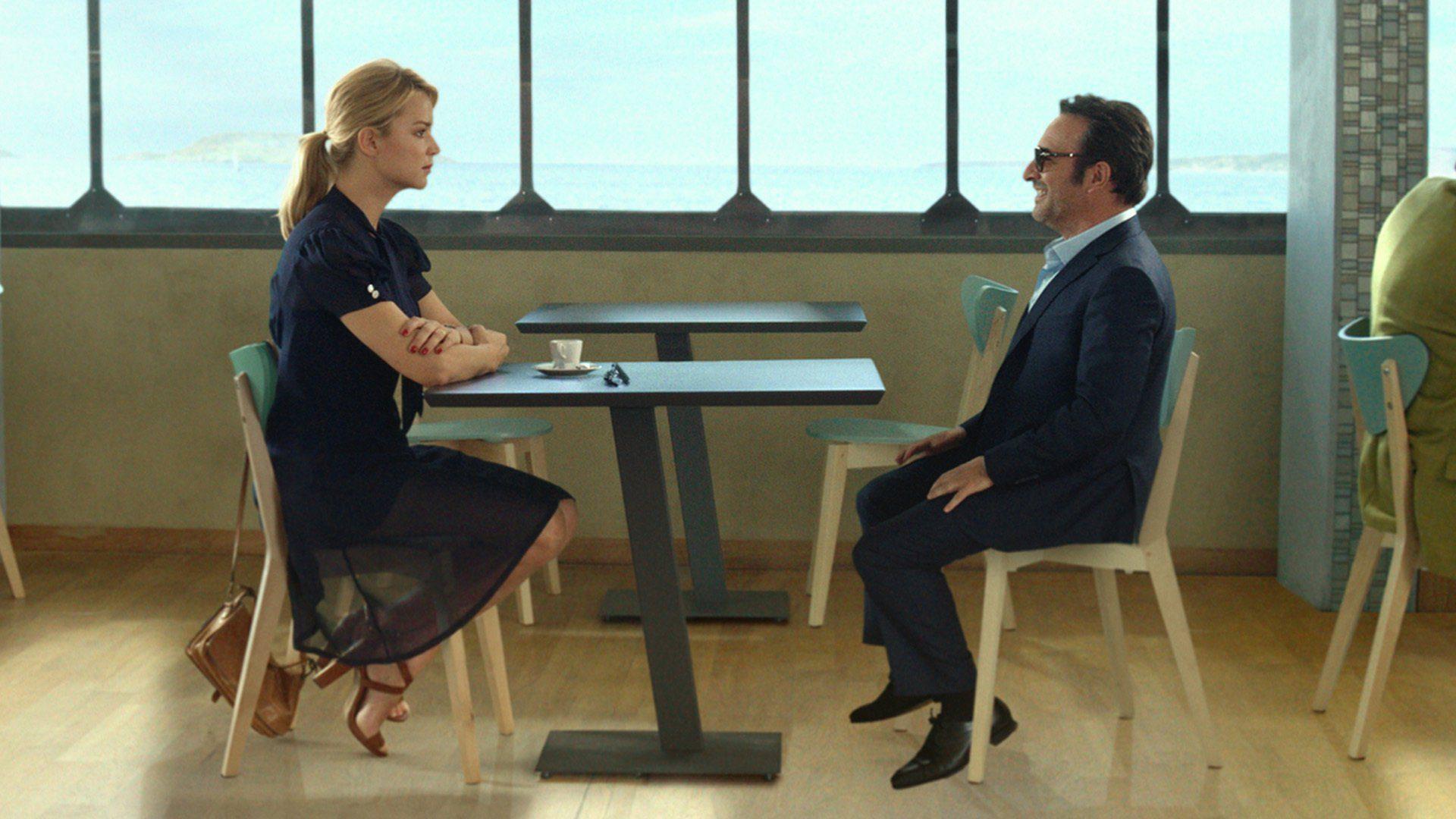 #电影最前线#这部电影告诉我们,男人长得矮,并不是一种错!