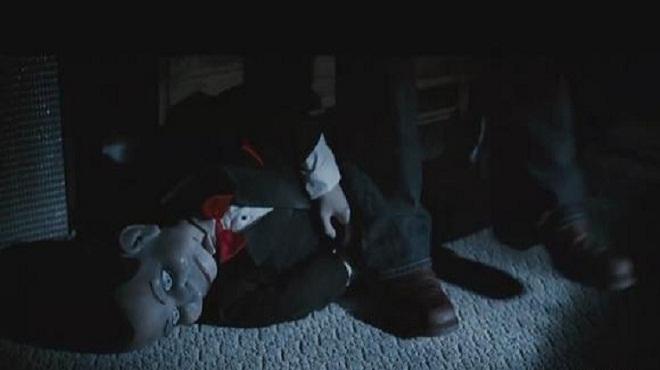 #经典看电影#看了这部悬疑片,赶紧回家把小时候玩的木偶娃娃全扔了