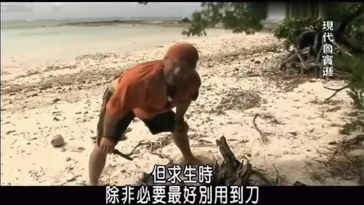现代鲁宾逊 南太平洋小岛(第二集)