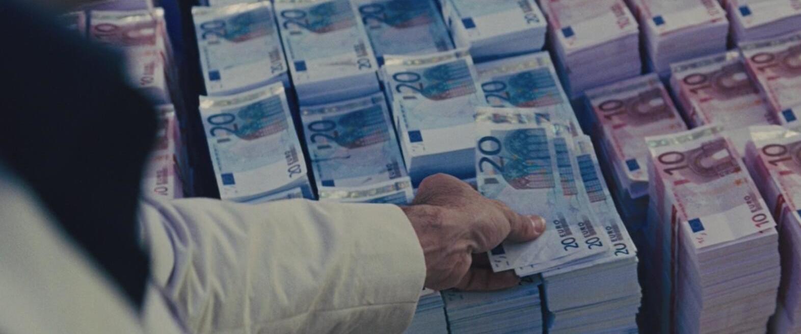 #电影最前线#魔术师通过魔术抢银行,天衣无缝,警察都奈何不了他们