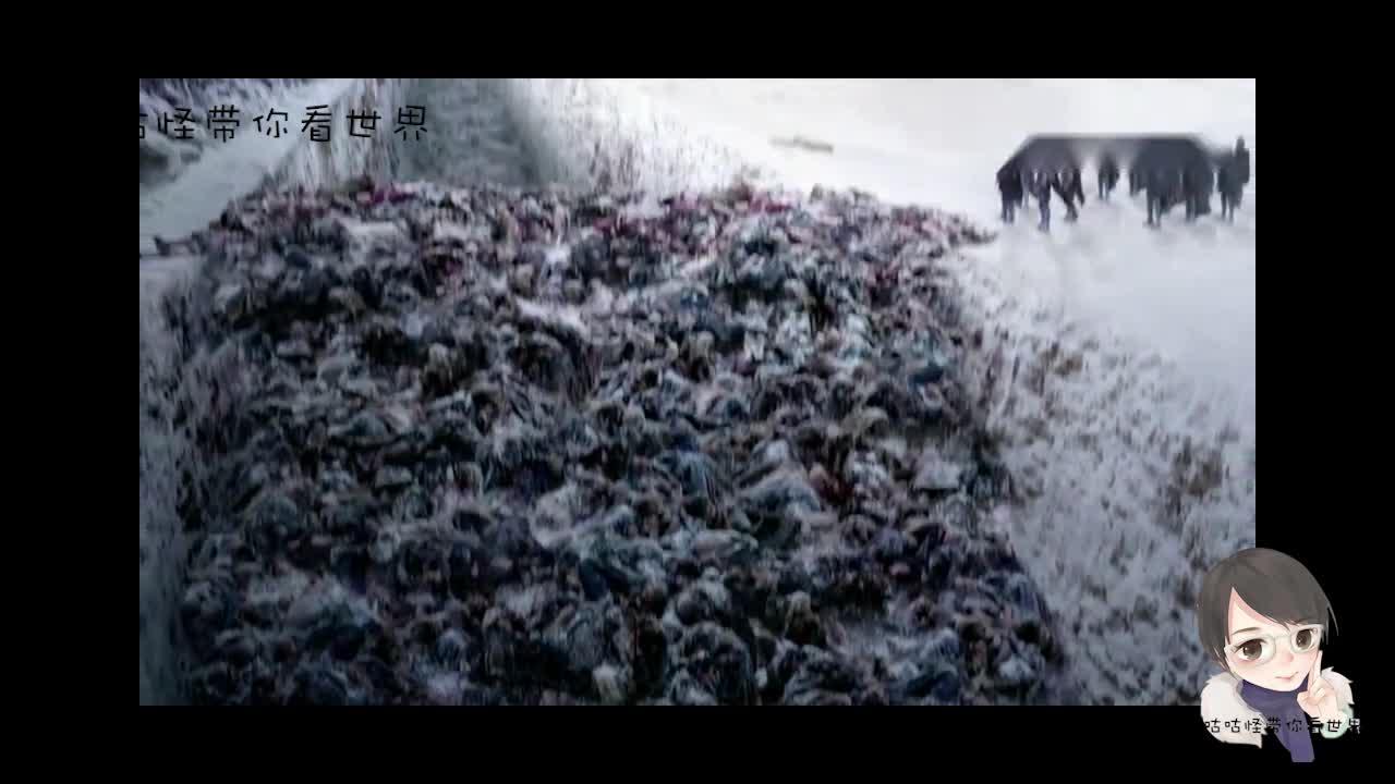 #最近有什么好电影#罗马士兵的尸体填平了整个沟,可怕!