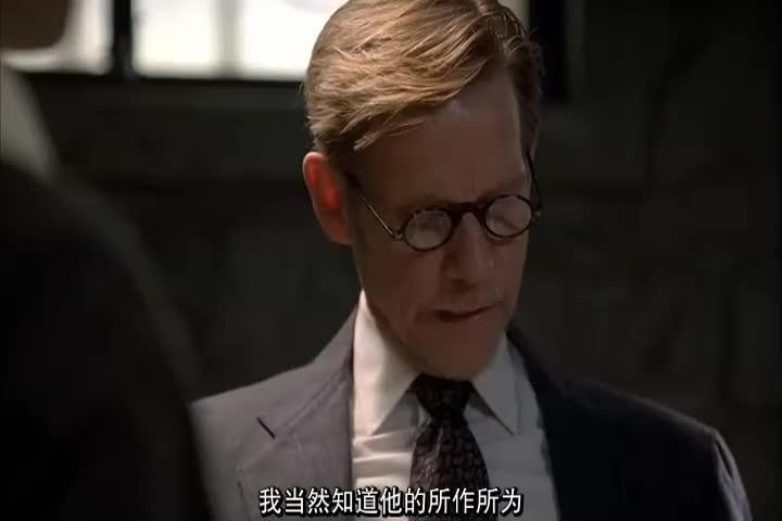 博士和探员面见臭名昭著的连环杀人凶手,刚见面博士吓坏了!