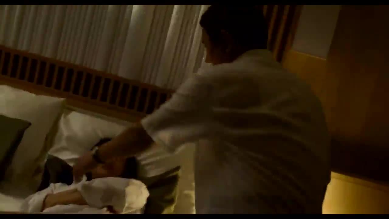 #经典看电影#北野武真是丧心病狂啊,对这么漂亮的女孩都下得了手