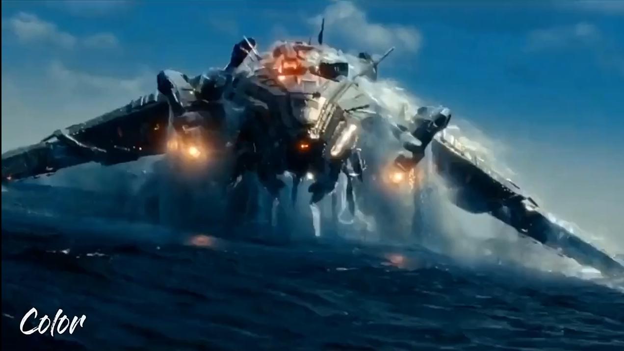 #经典看电影#如果真的有外星人进攻的这一天,我们要用什么还击《超级战舰》