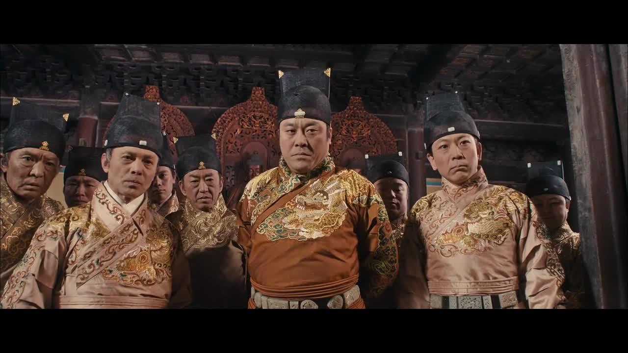 西厂督主调薪东厂诸位公公,随后西厂督主进宫与万贵妃私会.