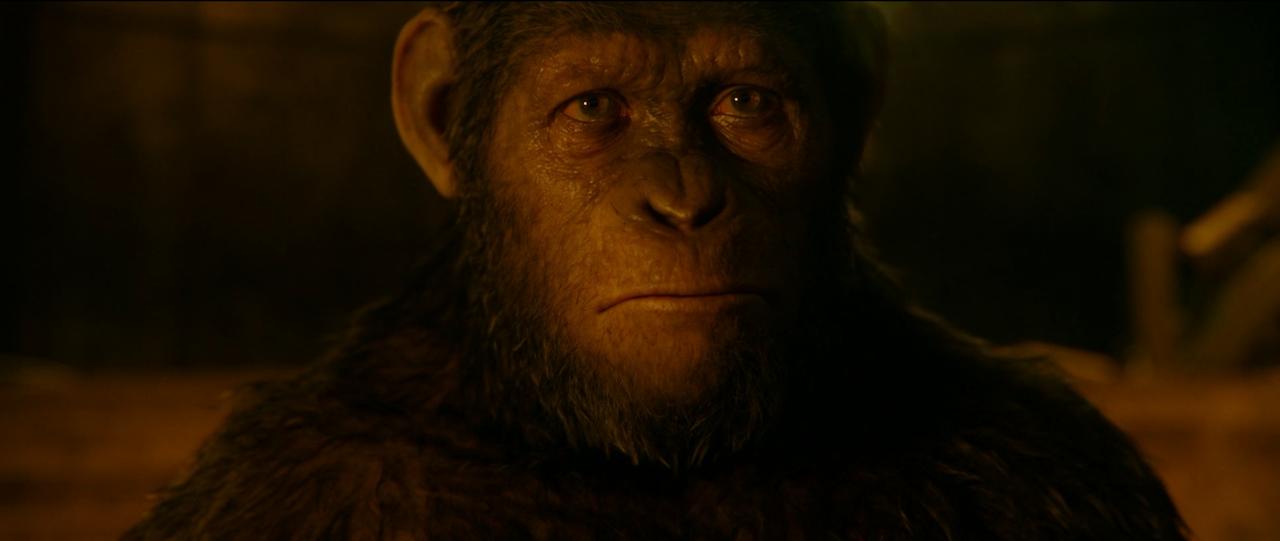 """《猩球崛起3:终极之战》""""猩球是如何炼成的""""幕后特辑"""